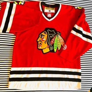 Blackhawks Jersey Lrg NHL